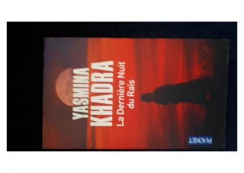 La Dernière Nuit du Raïs Roman de Yasmina Khadra