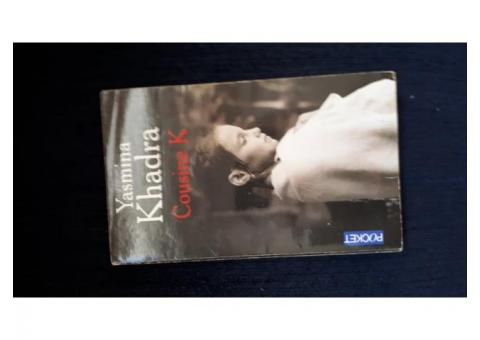 livre de yasmina khadra cousine k