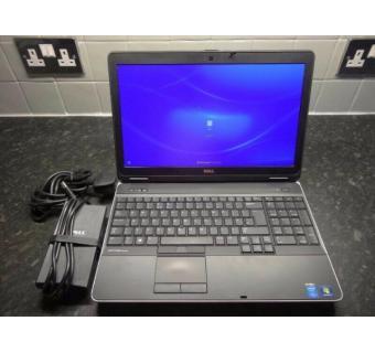 Dell Latitude E6540 CORE i5  8GB/500GB