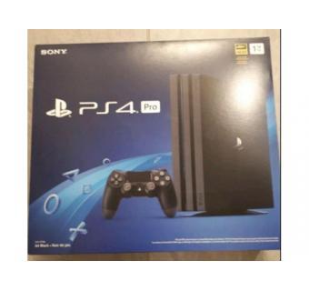 PS4 Pro 1tb 3e génération