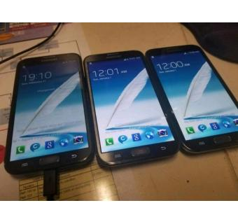 Plusieurs Samsung note note 2 à vendre